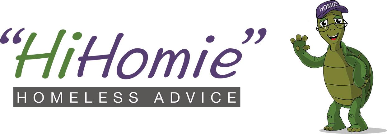 Hi Homie Logo